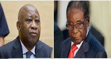 Décès de MUGABET : Le Président GBAGBO« je m'incline avec respect devant sa dépouille et je salue la mémoire de l'homme d'Etat.»