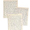 Succès de la vente aux enchères pour un manuscrit inédit de sartre