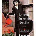_le crime du comte neville_ d'amélie nothomb (2015)