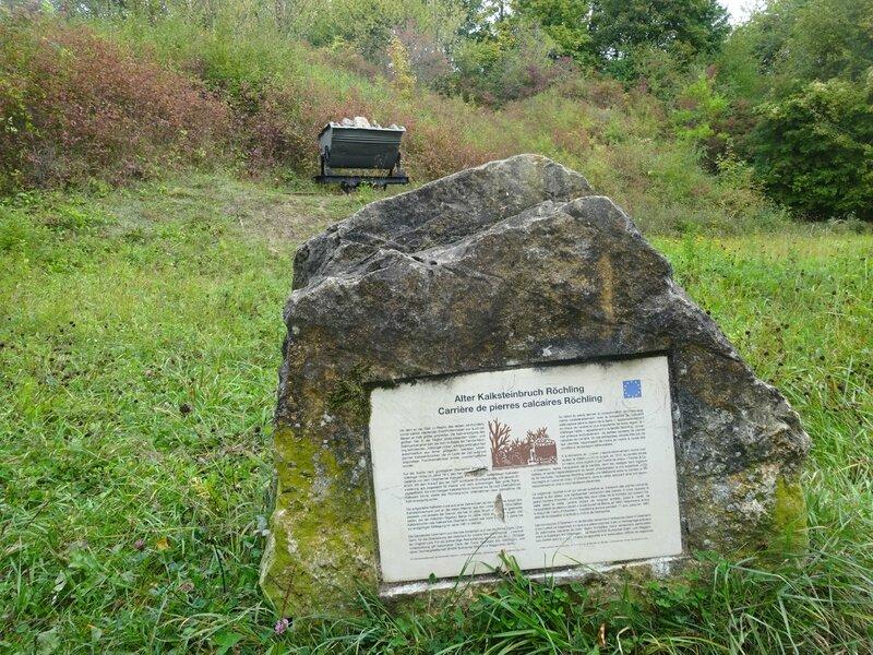 le site naturel Beruser Karlksteinbruch