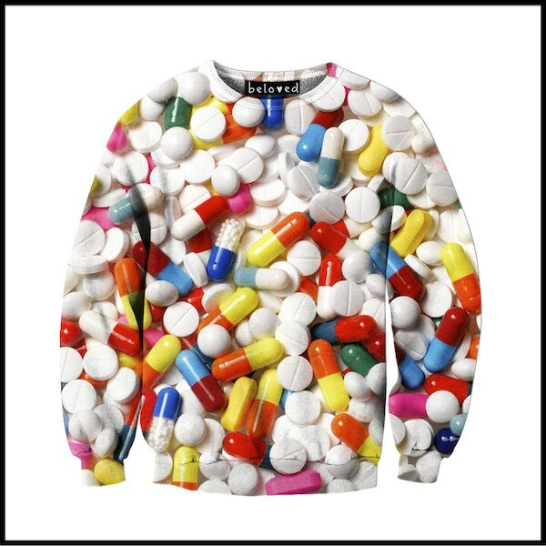 beloved shirts sweatshirt pills