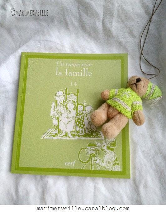 Un temps pour la famille - Marimerveille