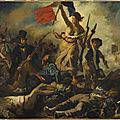 Delacroix (1798-1863) au musée du louvre