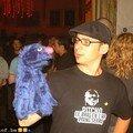Olivier invité du Muppet Show