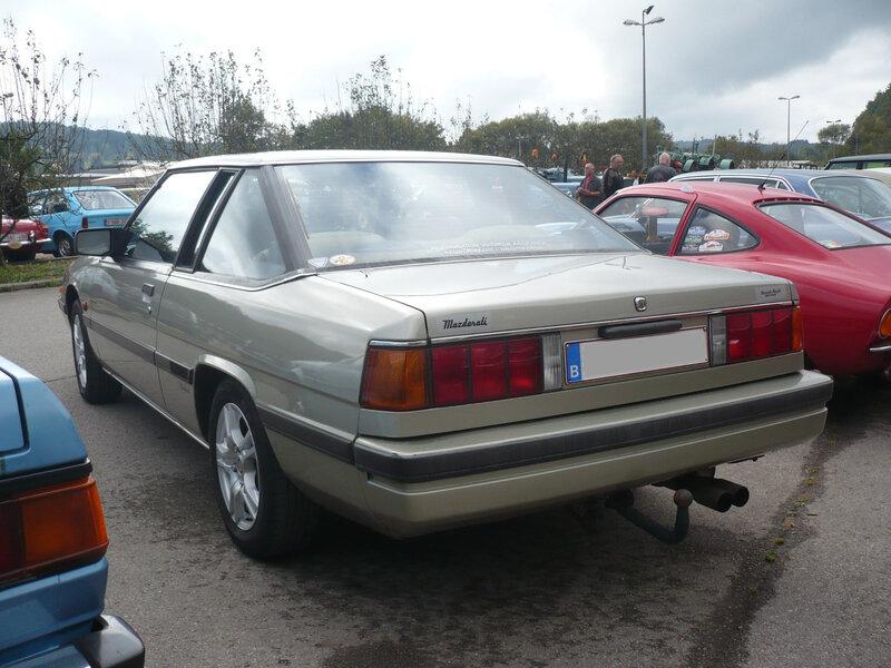MAZDA 929 coupé 1983 Malmedy (2)