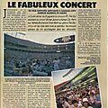 Michael jackson, le fabuleux concert - télé star, 1984