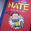 Big nate : star de la bd