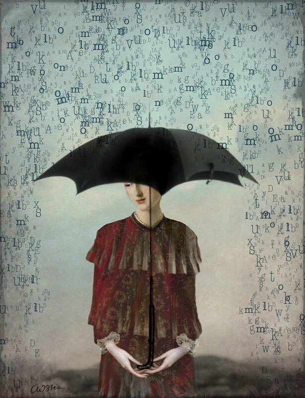 Catrin Welz-Stein - German Surrealist Graphic Designer - Tutt'Art@ (78)