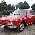 VOLKSWAGEN DO BRAZIL VW 1600 Variant 1973 Schwetzingen (1)