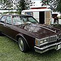 Oldsmobile delta 88 4door sedan, 1981