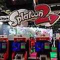 Stand Nintendo - Splatoon 2