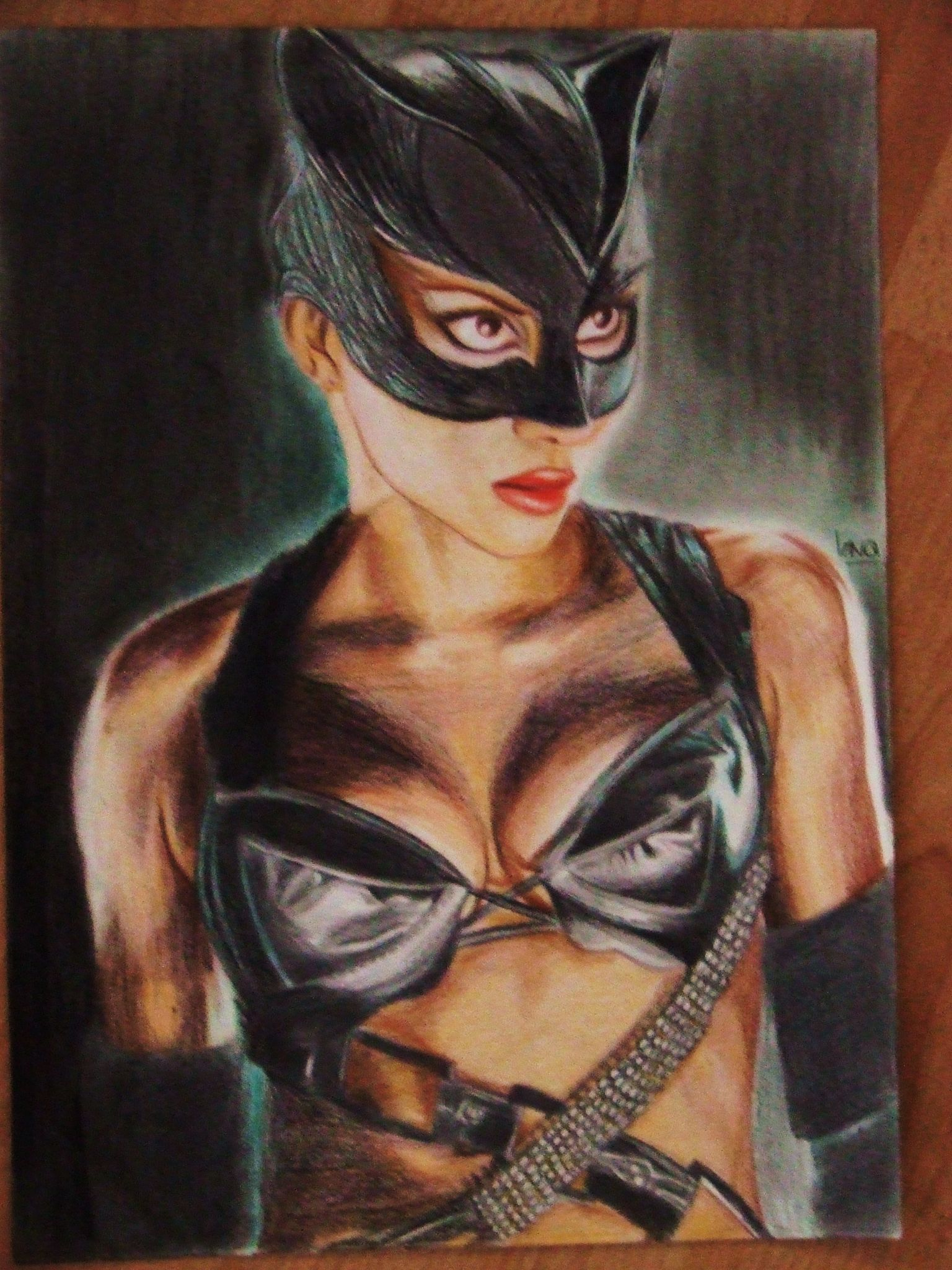 Catwoman A3