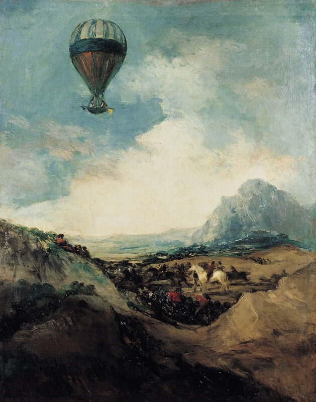 El_globo,_Francisco_de_Goya