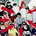 Il nous avait prévenus ... ou l'histoire d'une photo de classe pas tout à fait comme les autres ....