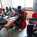 Matadi, réunion d'évaluation de l'état d'avancement du processus pdu