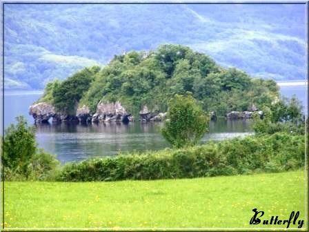 Killarney_lac_et_montagne
