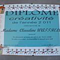 J'ai reçu un diplôme