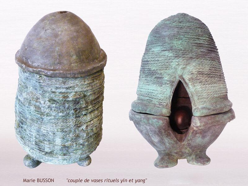 Busson YiYa bronze