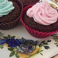 Journée cupcakes chez céline ♥ ♥ ♥ oubliez pas