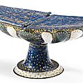 Italian, venice, 16th century, incense boat