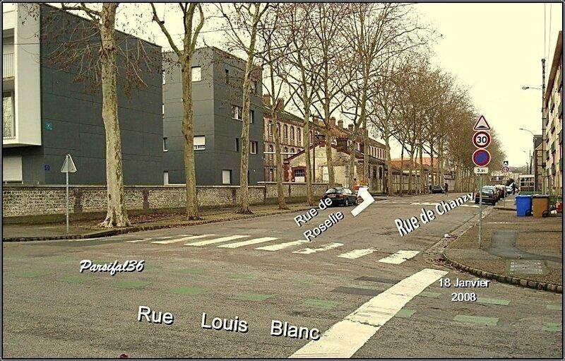 2008 - Rue de Chanzy