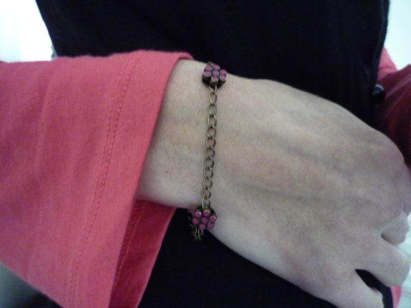 Bracelet printanier