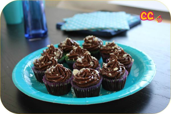 cupcake tout choco cooking & creations
