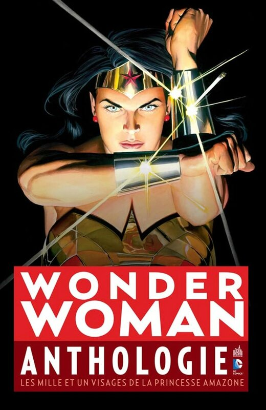 anthologie wonder woman