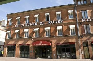 Hôtel Clocher de Rodez - Toulouse