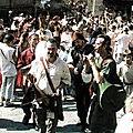 SIKINIS Fête de Donzenac Défilé août 2007.