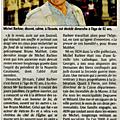 Article Union Décès Michel Barbier