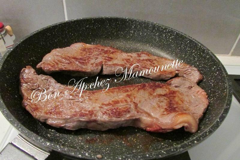 Faux filet maroilles foie gras pdt reblochon 010