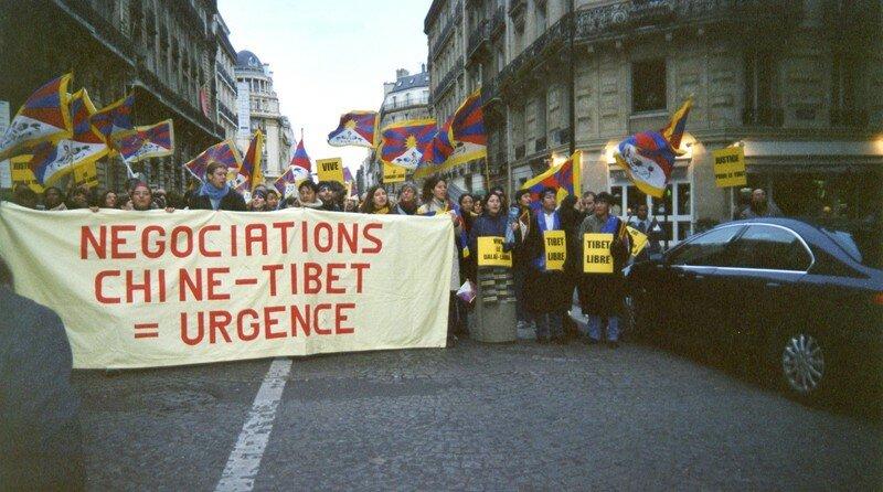 Paris 14 mars 2004