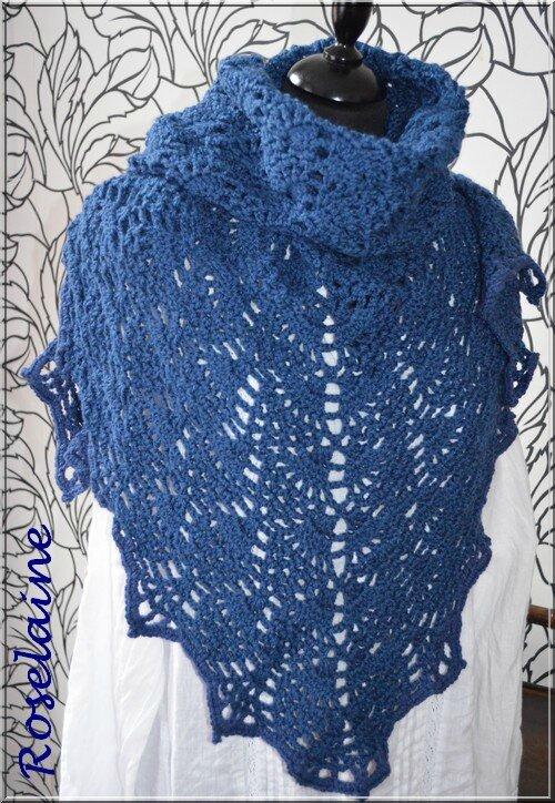 Roselaine Adeline's shawl 2