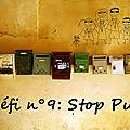 Défi n°9: stop pub