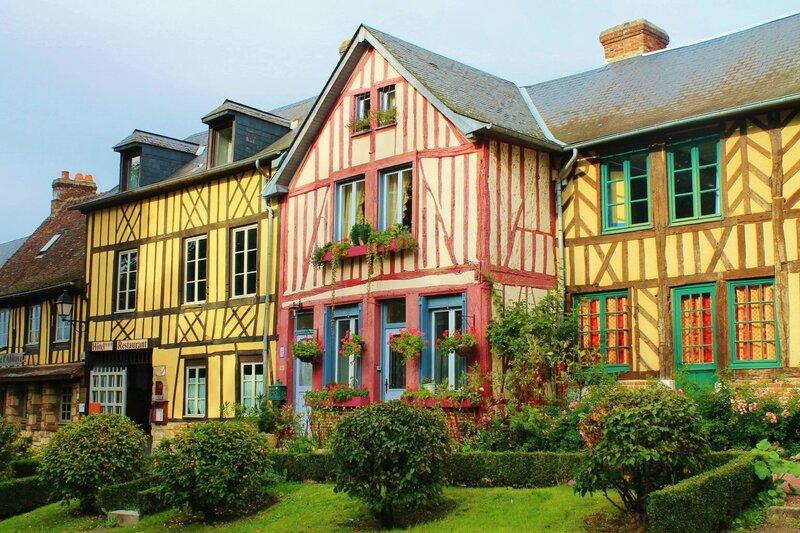 Balades au Bec Helloin et au château D'Arcourt 001