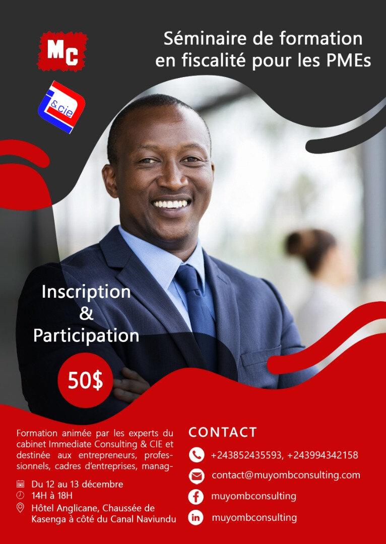 Petites et micro entreprises, quels impôts et taxes à payer en RDCongo?