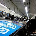Profondeur du métro de Londres
