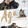 Aga (critique): une belle fiction chez les inuits