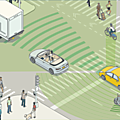 Automated and autonomous driving regulation under uncertainty