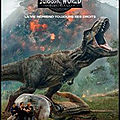 Cinéma - jurassic world 2 : fallen kingdom (2/5)