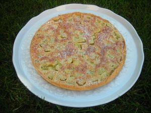 tarte à la rhubarbe (2)