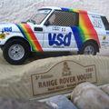 Range rover vogue du paris dakar 1981