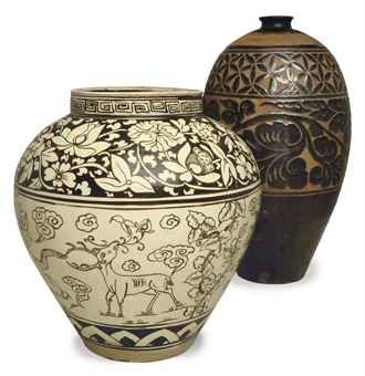 two_chinese_cizhou_type_vessels_d5453885h