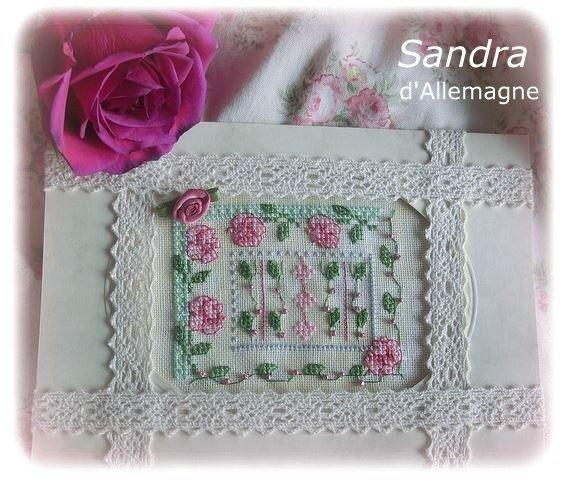 Sandra d'Allemagne