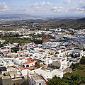 Níjar : village blanc du cap de gata