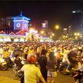 Les rues de Saigon le 30 avril