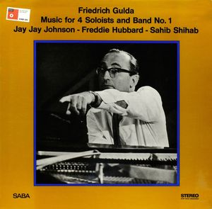 Freidrich Gulda - 1965 - Music for 4 Soloists and Band No