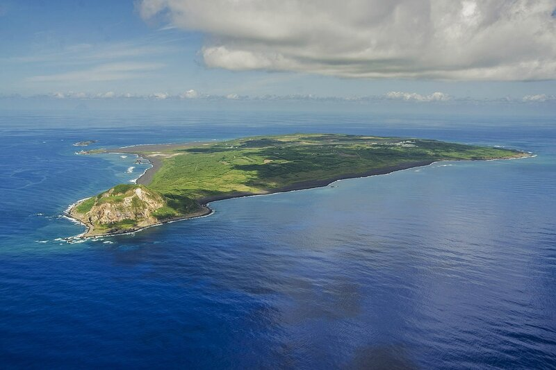Aerial_view_of_Iwo_Jima_in_September_2014