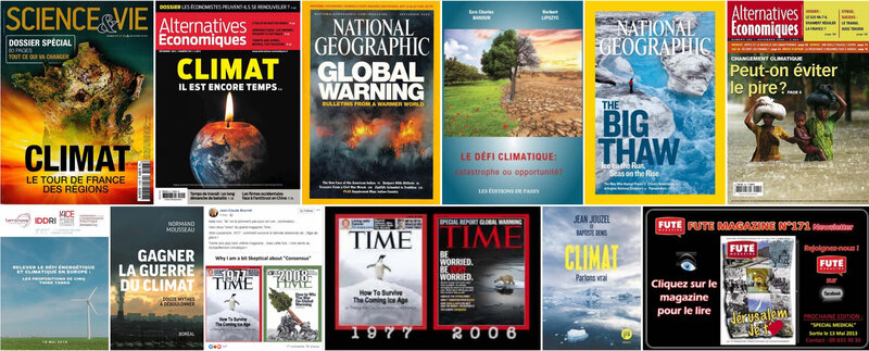 couverture magazines